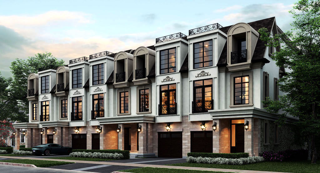 121 East Oakville - Luxury Townhomes Condos For Sale - Call Yossi Kaplan, MBA