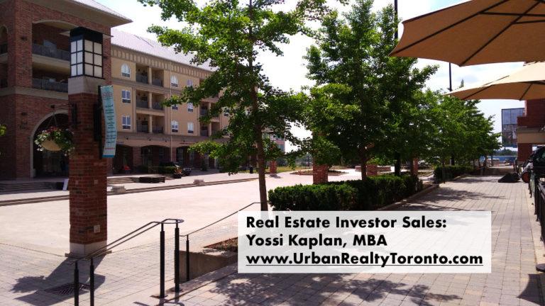 Brantford City Center - Yossi Kaplan