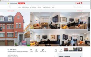 379 Madison Ave - Toronto Townhouse For Sale - Yossi Kaplan