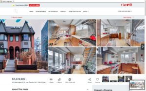570 Wellington St W - Toronto Townhouse For Sale - Yossi Kaplan