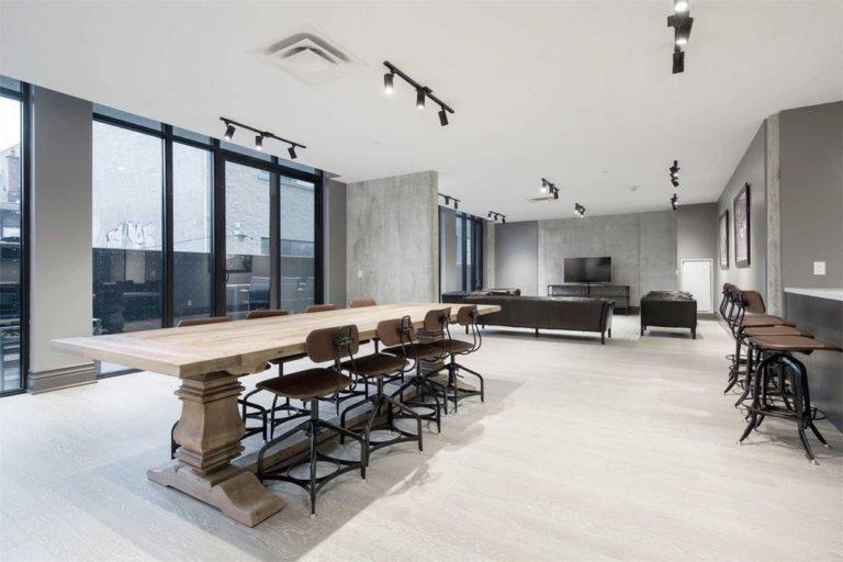 608 Richmond W The Harlowe Condos - Co-Working Room 3 - Call Yossi Kaplan