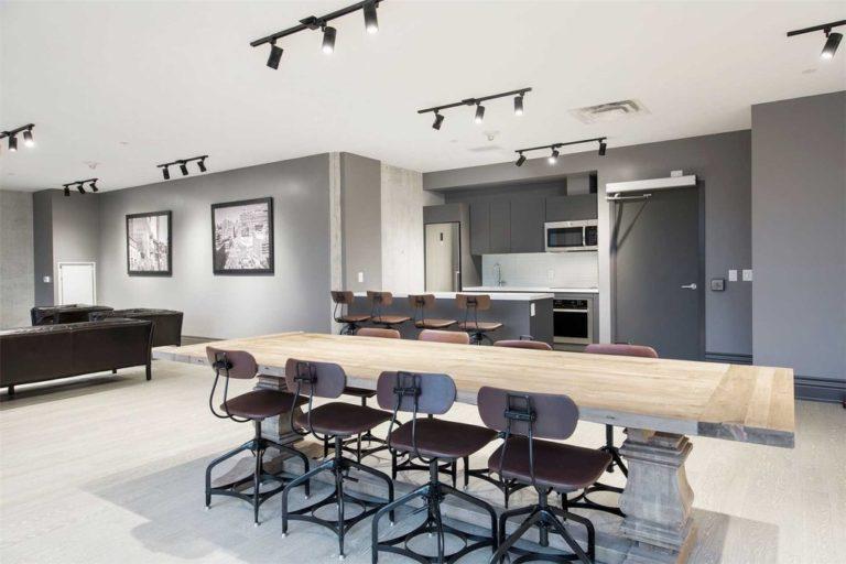 608 Richmond W The Harlowe Condos - Co-Working Room 2 - Call Yossi Kaplan