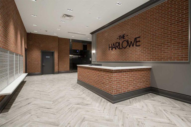 608 Richmond W The Harlowe Condos - One Bedroom Condo For Sale - Lobby 1 - Call Yossi Kaplan