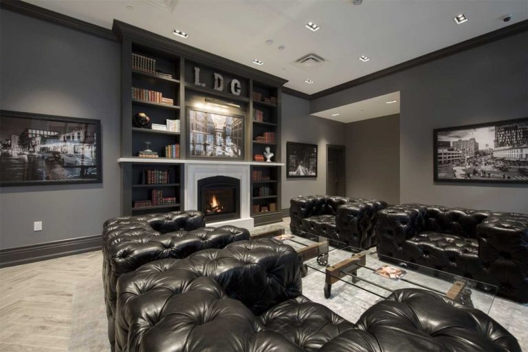 608 Richmond W The Harlowe Condos - One Bedroom Condo For Sale - Lobby 2 - Call Yossi Kaplan