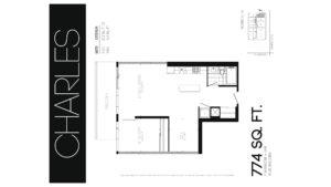 608 Richmond W The Harlowe - Floorplan by Yossi Kaplan - 09