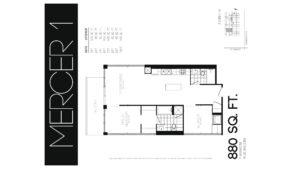 608 Richmond W The Harlowe - Floorplan by Yossi Kaplan - 12