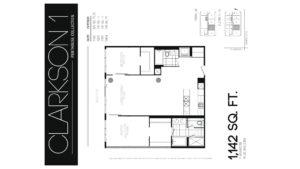 608 Richmond W The Harlowe - Floorplan by Yossi Kaplan - 15