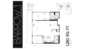 608 Richmond W The Harlowe - Floorplan by Yossi Kaplan - 19