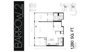 608 Richmond W The Harlowe - Floorplan by Yossi Kaplan - 20