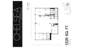 608 Richmond W The Harlowe - Floorplan by Yossi Kaplan - 21