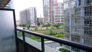 #618 - 36 Lisgar - Balcony South - by Yossi Kaplan, MBA