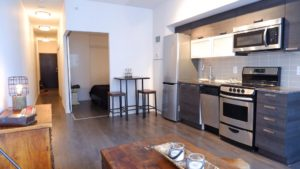 #618 - 36 Lisgar - Living Room 3 - by Yossi Kaplan, MBA