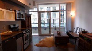 #618 - 36 Lisgar - Living Room 4 - by Yossi Kaplan, MBA