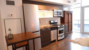 #618 - 36 Lisgar - Living Room 7 - by Yossi Kaplan, MBA