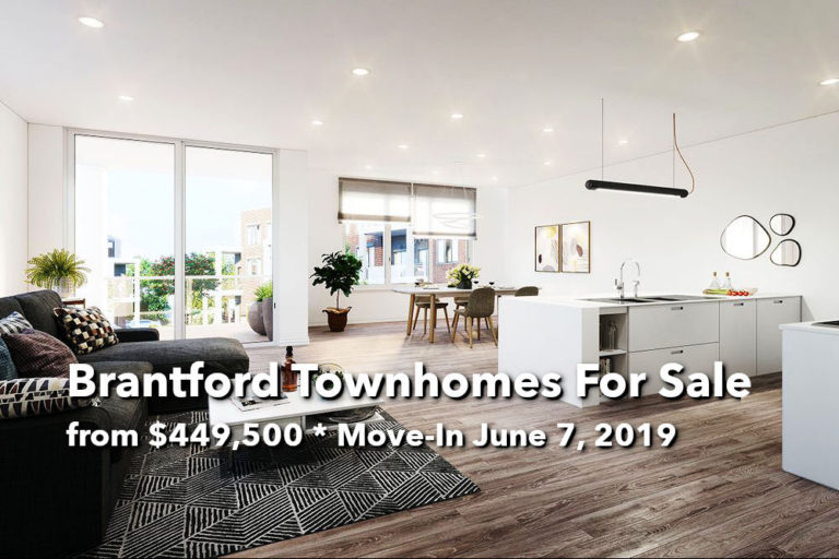 Brantford Townhomes For Sale @ 33 Jarvis St - Call Yossi Kaplan (416) 993-7653
