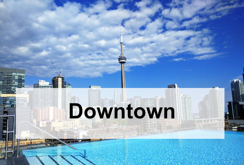 Downtown Toronto Condos for Sale - yossikaplan.com