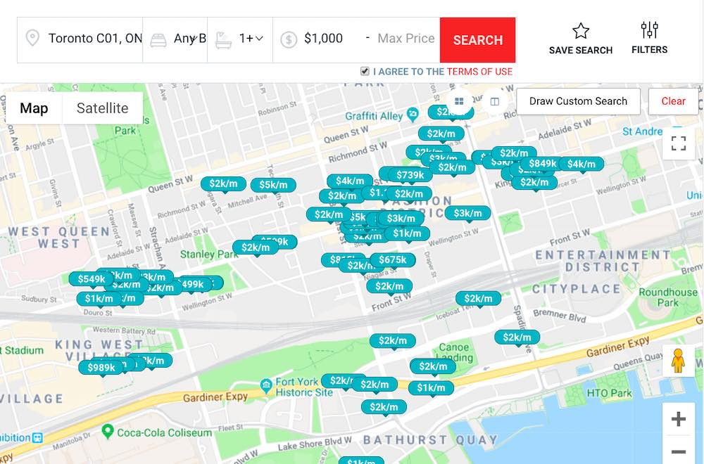 King West Condos For Sale - Yossi Kaplan