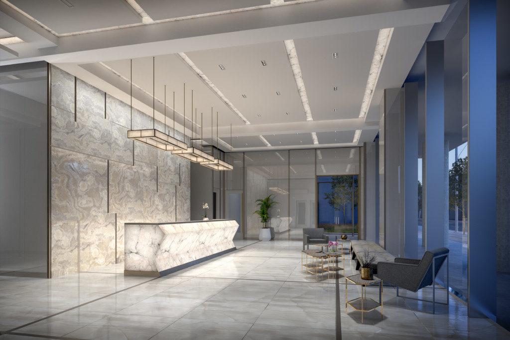 543 Richmond Condos - Lobby - Sales Call Yossi Kaplan, MBA
