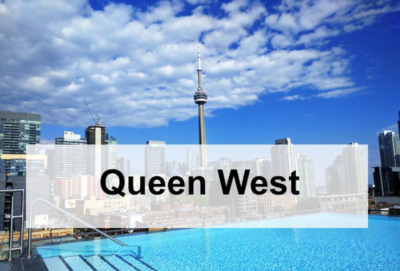Queen West Condos for Sale - yossikaplan.com