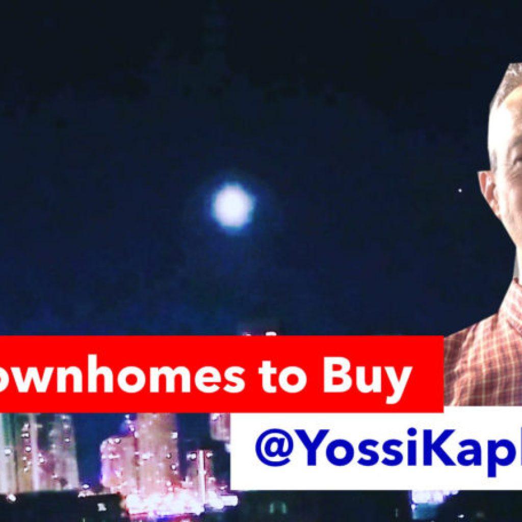 Three Toronto Townhomes To Buy | Toronto Real Estate #129