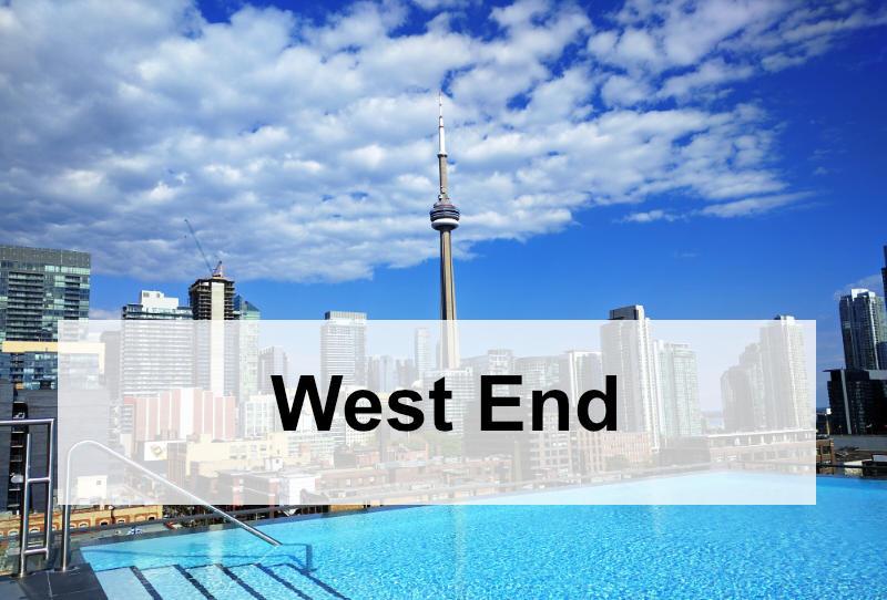 Toronto West End Condos For Sale | YossiKaplan.com