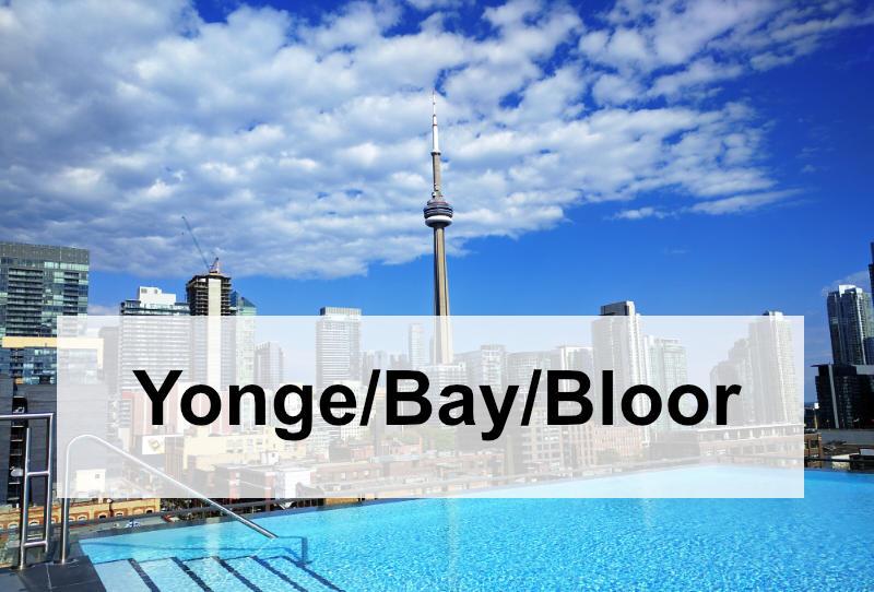 Yonge/Bay/Bloor Condos For Sale | YossiKaplan.com