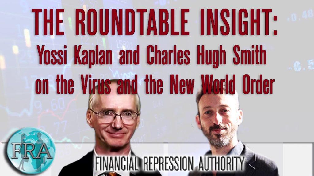 Yossi Kaplan on FRA Podcast: Corona & New World Order