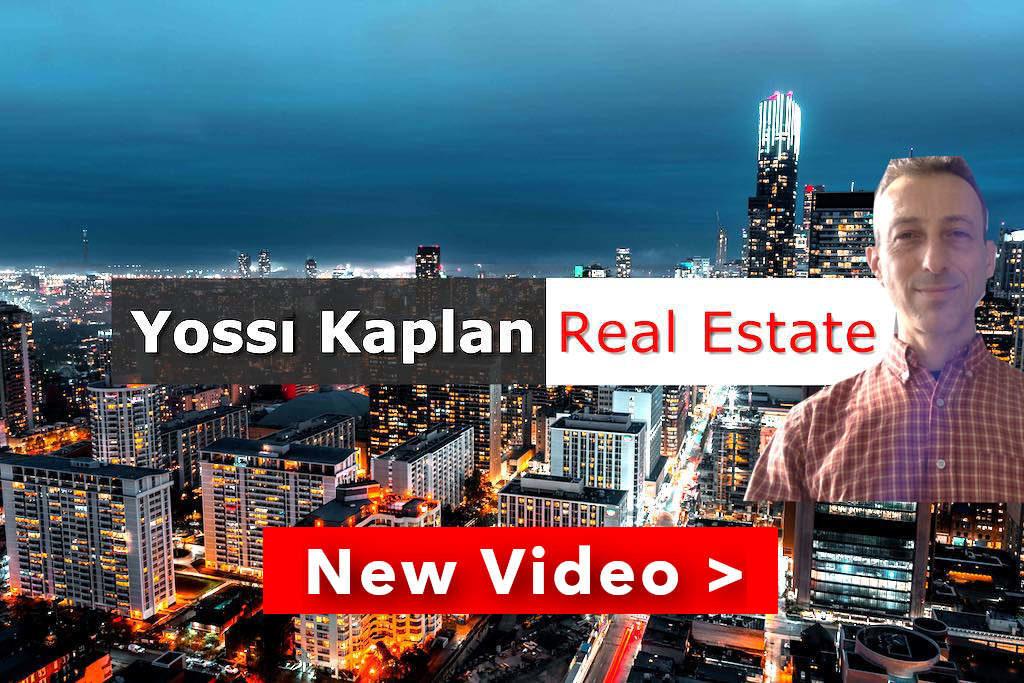 Yossi Kaplan Real Estate: New Video!