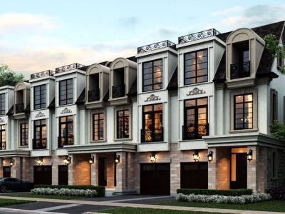 121 East Oakville - Luxury Townhomes Condos For Sale